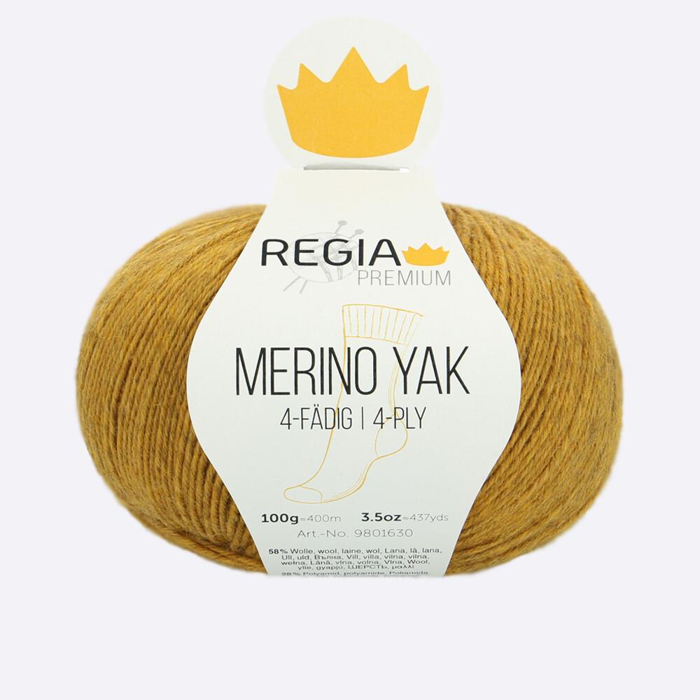 Merino Yak (07504/Горчичный)
