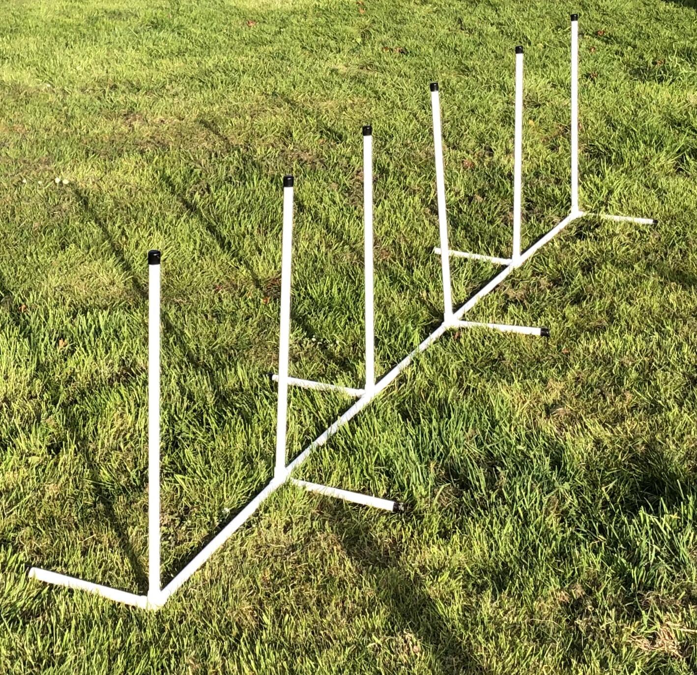 12 Weave Poles