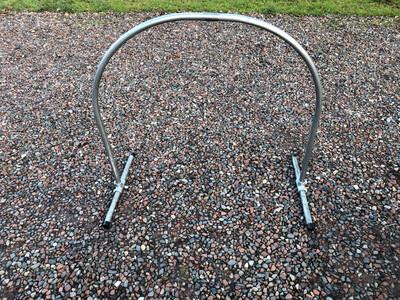 Metal Hoops No Base