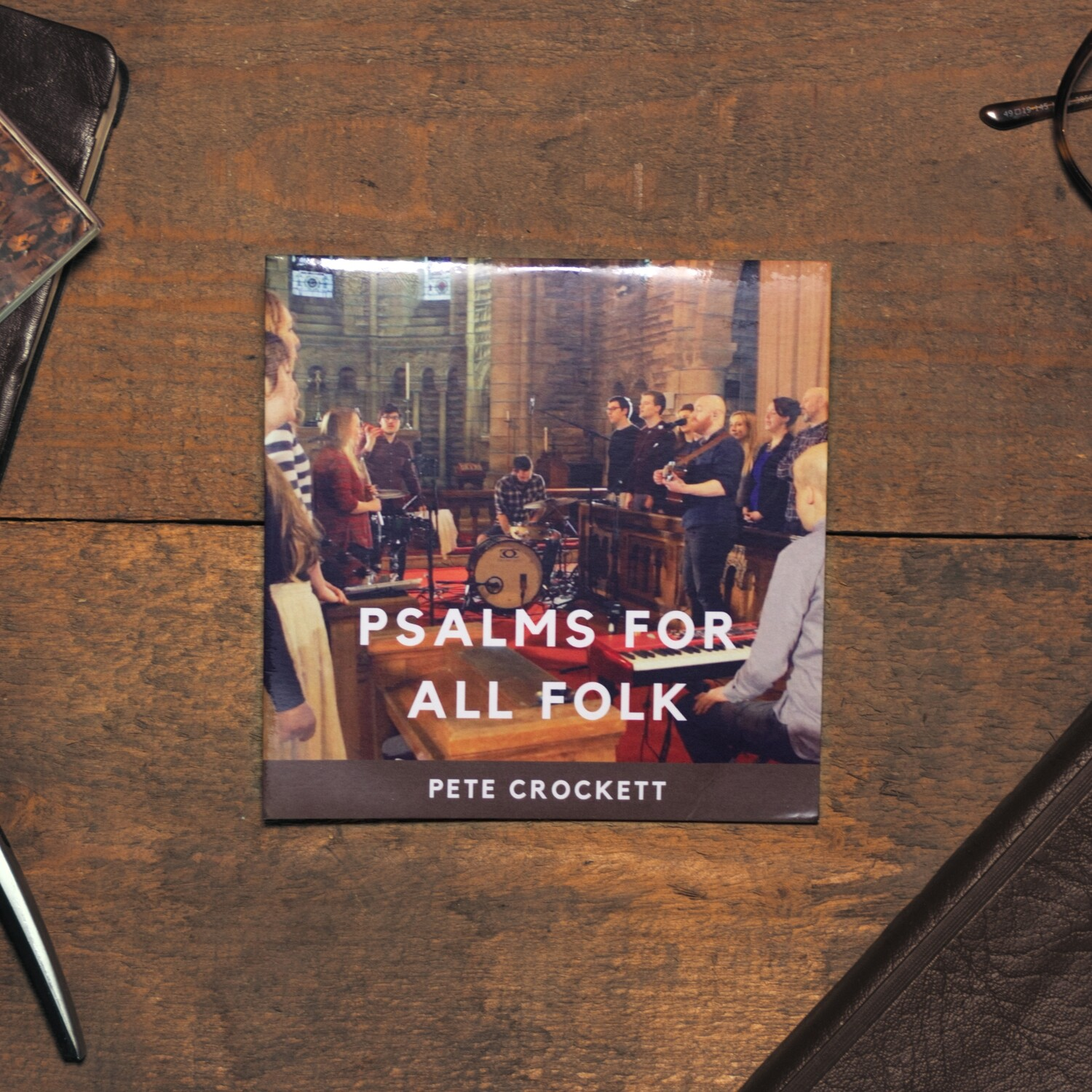 PHYSICAL CD // Psalms For All Folk Vol.1