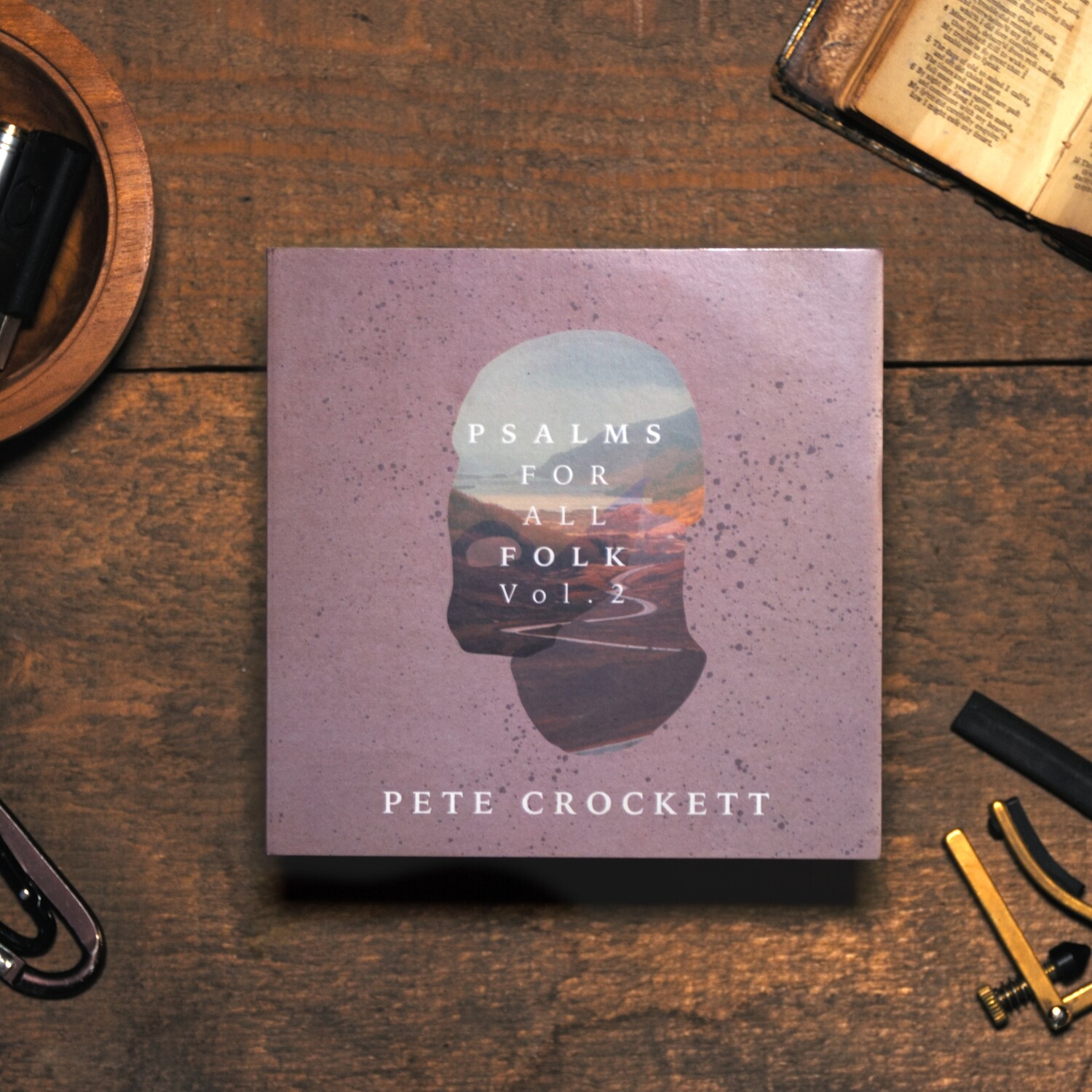 PHYSICAL CD // Psalms For All Folk Vol.2
