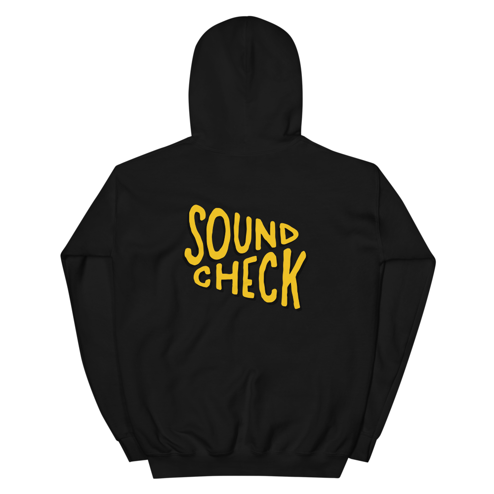 Sound Check Hoodie