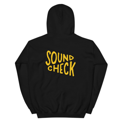Sound Check Hoodie