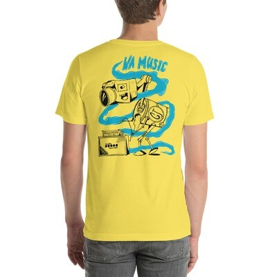 Limited Edition WA Music Tee