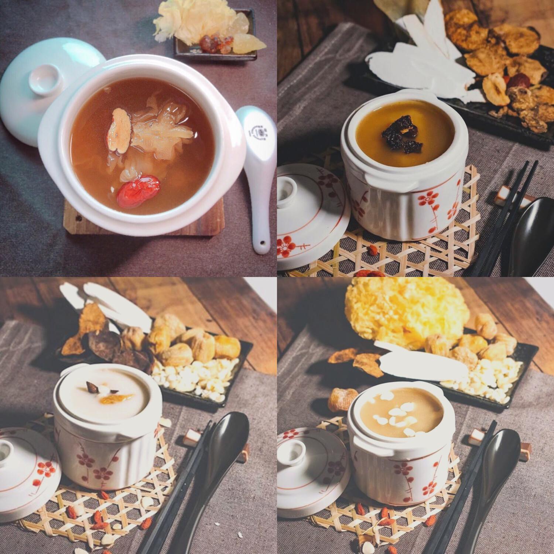四湯包套餐 (Combo Soups with 4 packs)