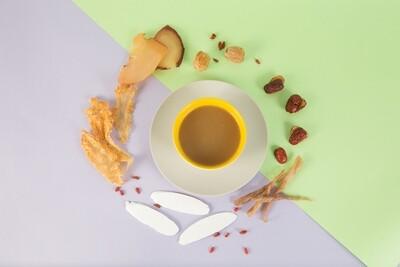 花膠象拔蚌老雞湯(Fish Maw Geoduck & Chicken Soup) (潤燥美顏)