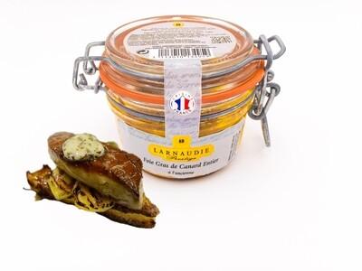 鴨肝醬 (Foie Gras de Canard Entier)