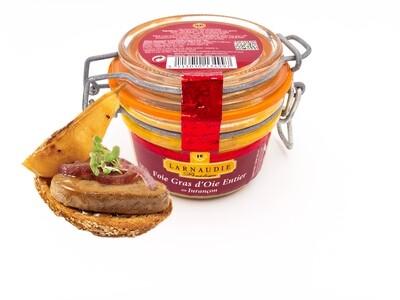 鵝肝醬  Gras d' Oie Entier