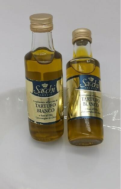 意大利白松露橄欖油 Extra Virgine olive oil with white truffle