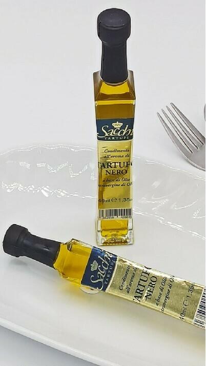 意大利黑松露橄欖油 Extra Virgine olive oil with black truffle