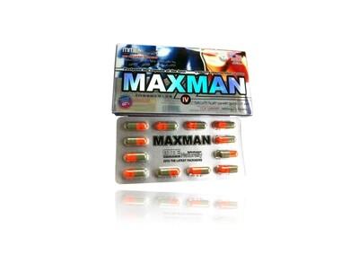ยาเพิ่มขนาด MAXMAN IV (แม็กแมน สี่)