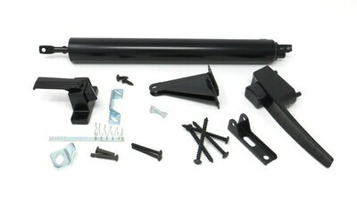 Screen/Storm Door Closer Kit with 10-1/2