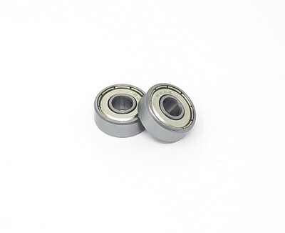 Shielded Ball Bearing R4AZ 1/4
