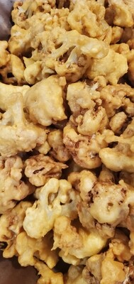 Cauliflower Sampler Platter