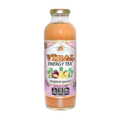 Tropical Punch - VIBAL Energy Tea