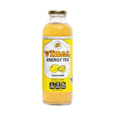 Lemonade - VIBAL Energy Tea