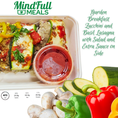 One MindFull Meal (You Pick)
