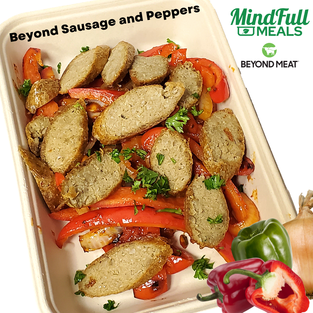 Beyond Sausage and Peppers