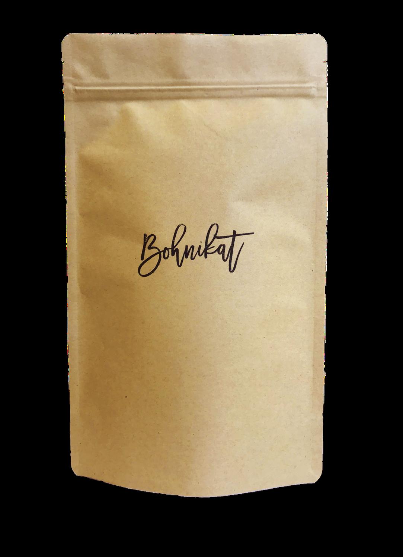 375 g geröstete Ackerbohnen – salzig – auf Vorrat