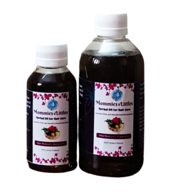 Onion Black Seed & Bringaraj Hair oil - Therapeutic Oil for Hair Growth & Anti - Dandruff