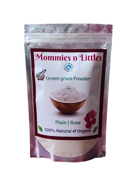Green Gram powder ( Organic & Edible) - 250 g
