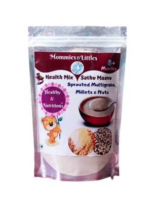 Multigrain Health Mix / Sathumaavu Mix - 100% Organic