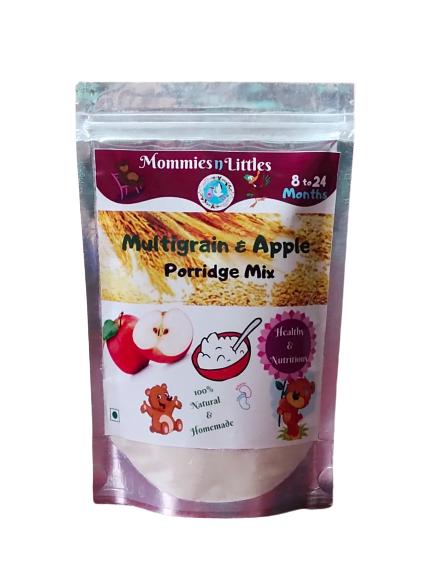 Multigrain Cereal & Apple - 100% Organic
