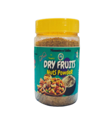 Mixed Dry Fruits/ Nuts Powder - 150g