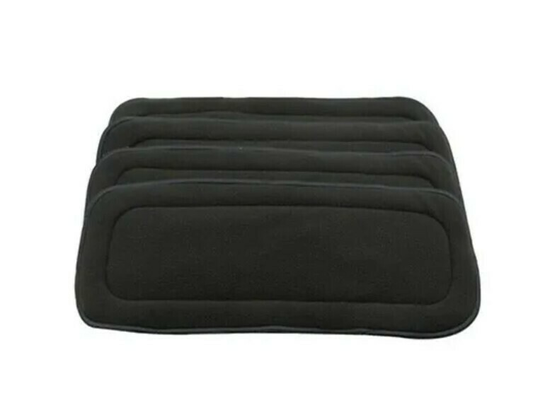5-Layer Bamboo Charcoal Insert For Reusable Cloth Diaper