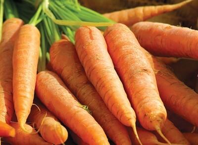 Loose Carrots £1.50 Per Kg