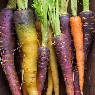 Heritage Carrots £3.00 per kg
