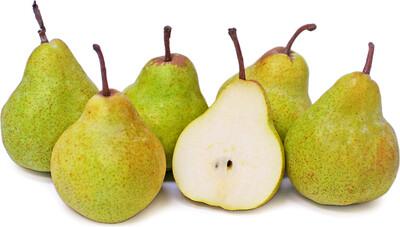 Pears £1.25 Per 500g