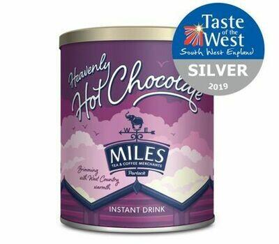 MILES HEAVENLY HOT CHOCOLATE 400g