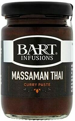 BART MASSAMAN PASTE 105g