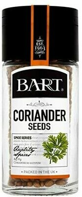 BART CORIANDER WHOLE SEEDS 20g
