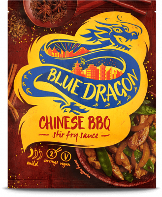 Blue Dragon Chinese BBQ Sachet Sauce (120g)