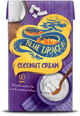 Blue Dragon Coconut Cream (200g)