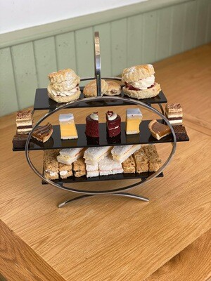 Afternoon Tea to go (Takeaway) per person This is collection only