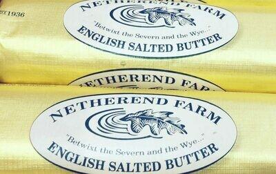NETHEREND FARM BUTTER 250g