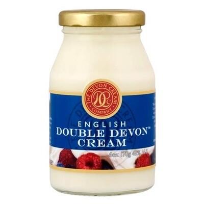 Double Devon Cream