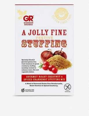 Gourmet Roast Chestnut & Spiced Cranberry Stuffing Mix