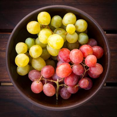 Grapes £2.50 Per 500g