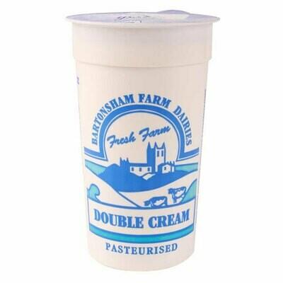 Double Cream (4 Pints)