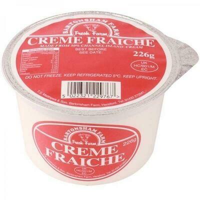 Crème fraîche (226g)