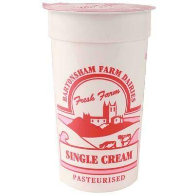 Single Cream (4 Pints)