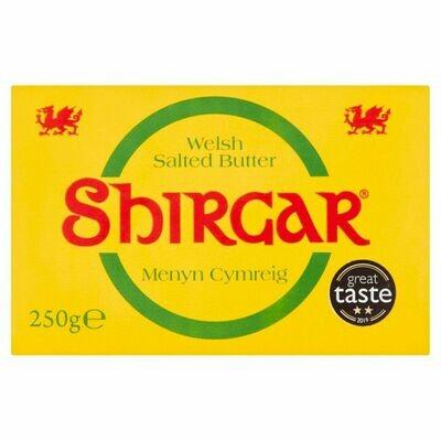 Shirgar Salted Butter (250g)
