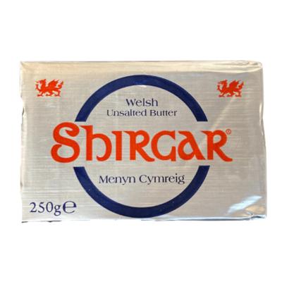 Shirgar Unsalted Butter (250g)