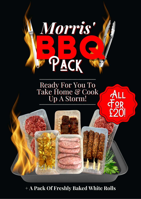 Morris' BBQ Pack