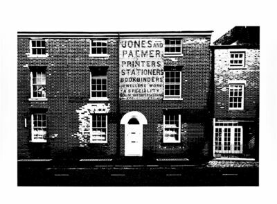Jones & Palmer Ghost Sign