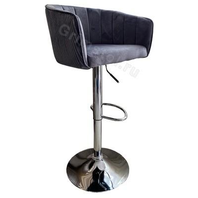 Барный стул велюровый СБ4СЕ